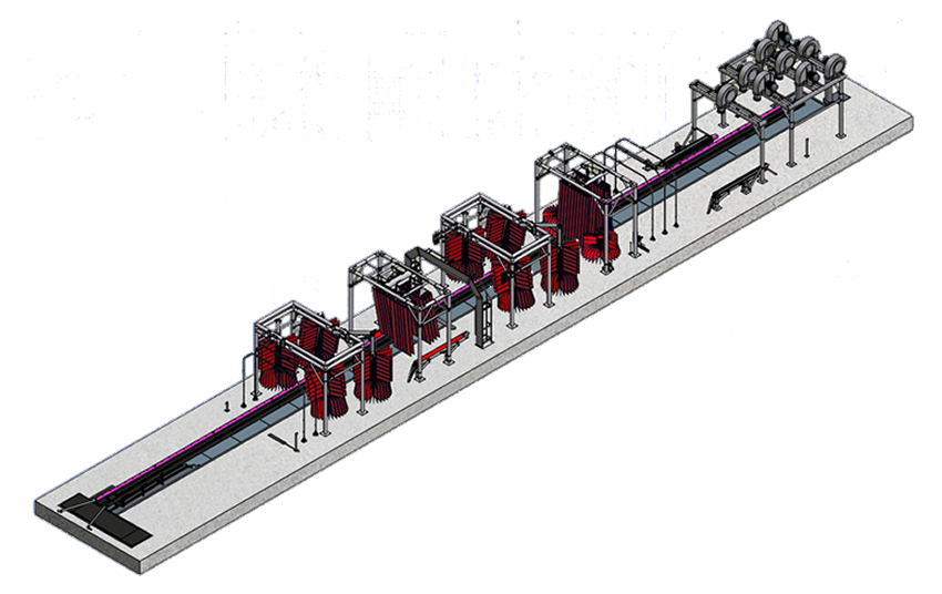 conveyor tunnel systems