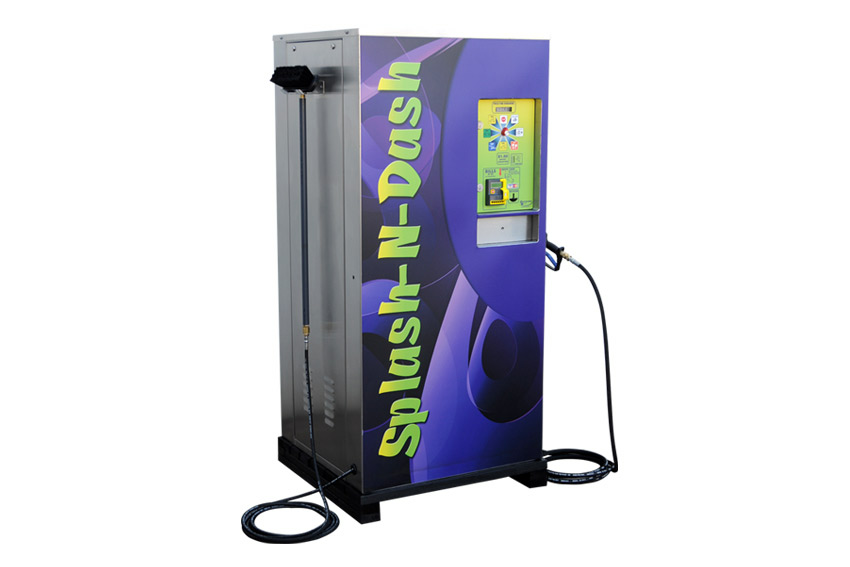 Splash N Dash Self Serve Car Wash