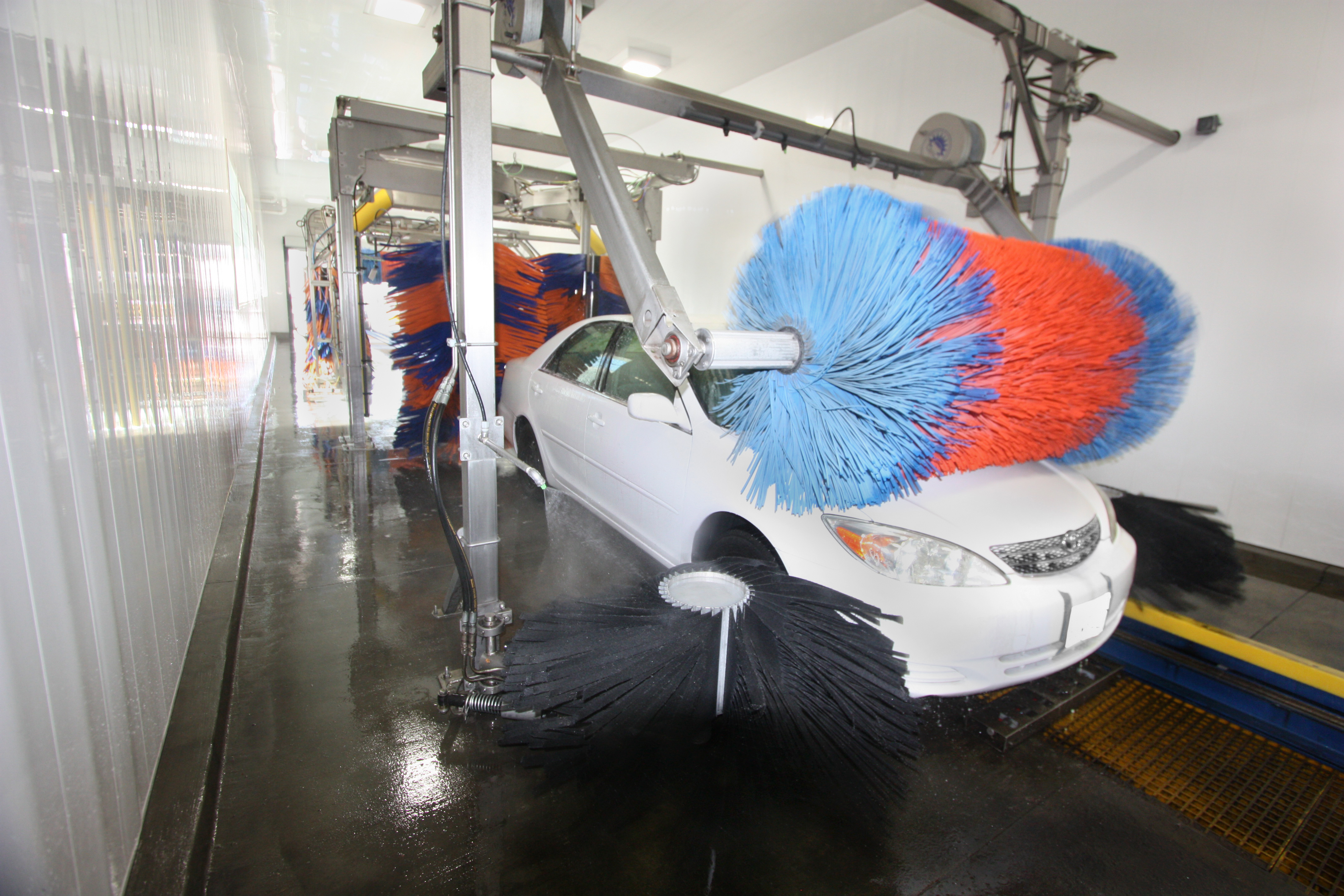 Auto Express Credit >> Tunnels – Coleman Hanna Carwash Systems