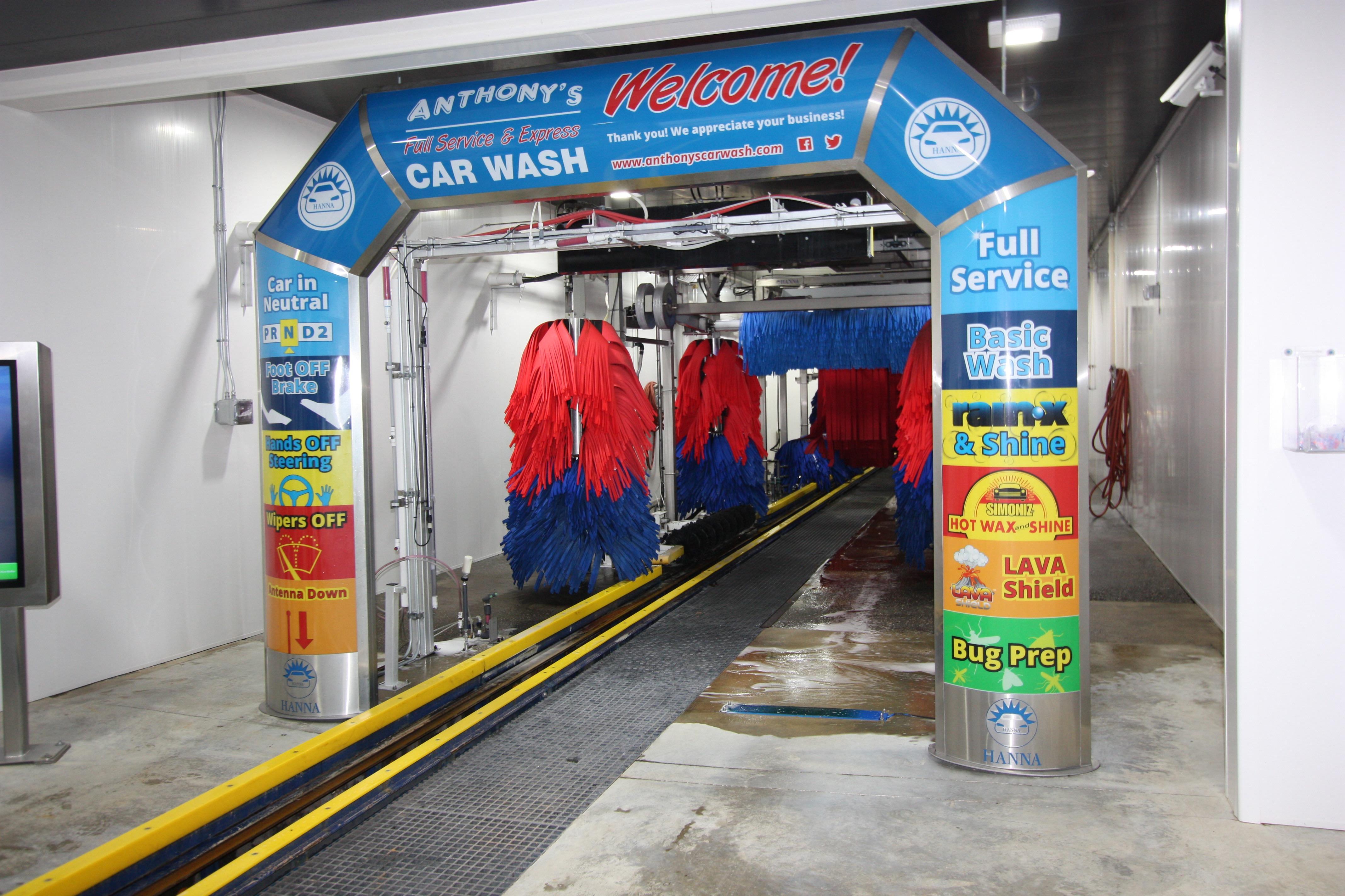 Hanna Car Wash Parts