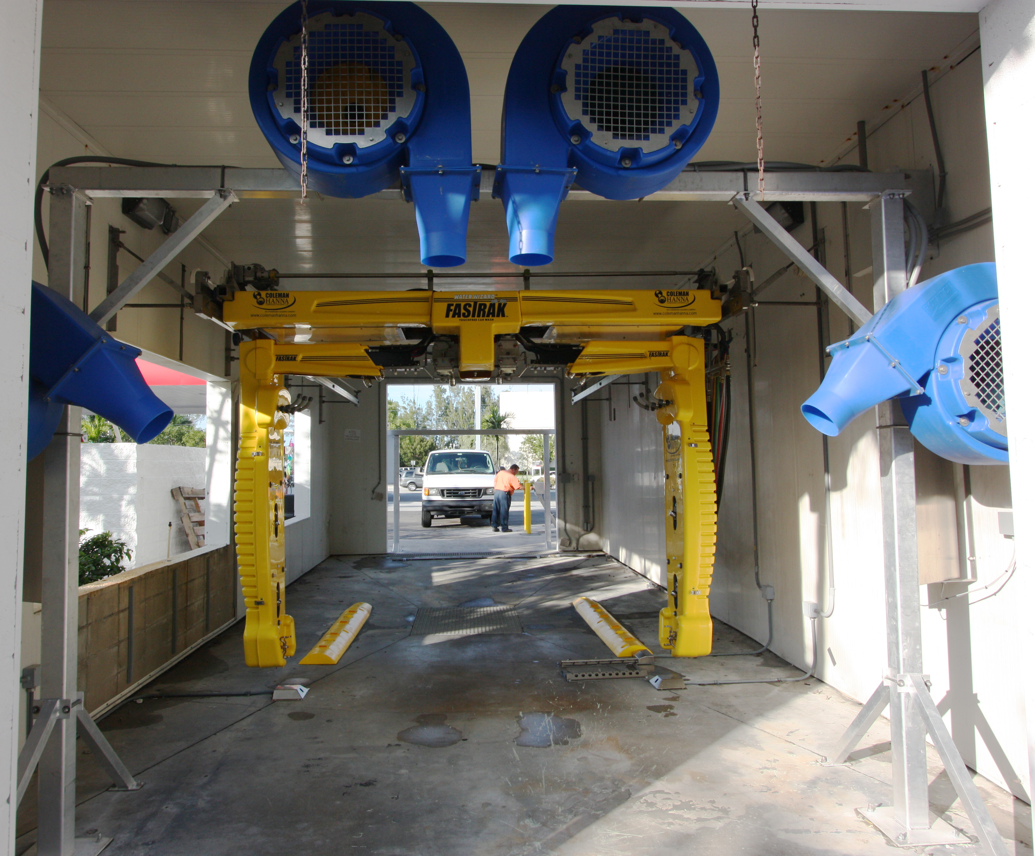 Drying Systems Coleman Hanna Carwash Systems