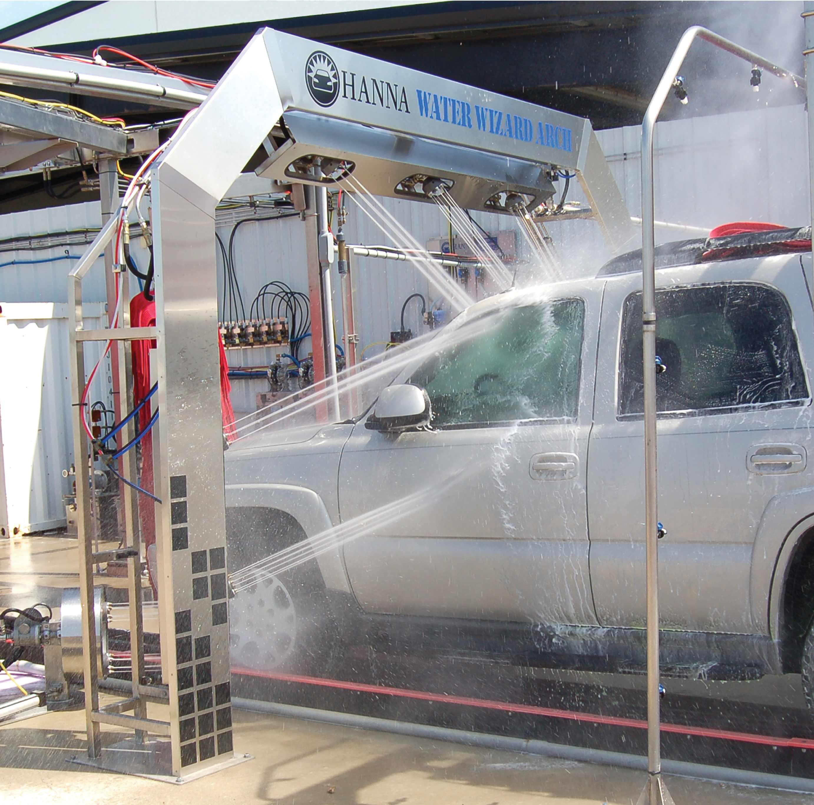 Cost Of Hanna Car Wash Equipment