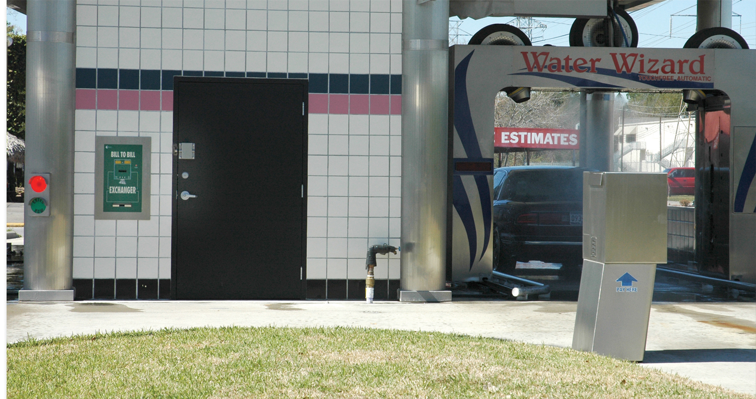 Car Wash Changers