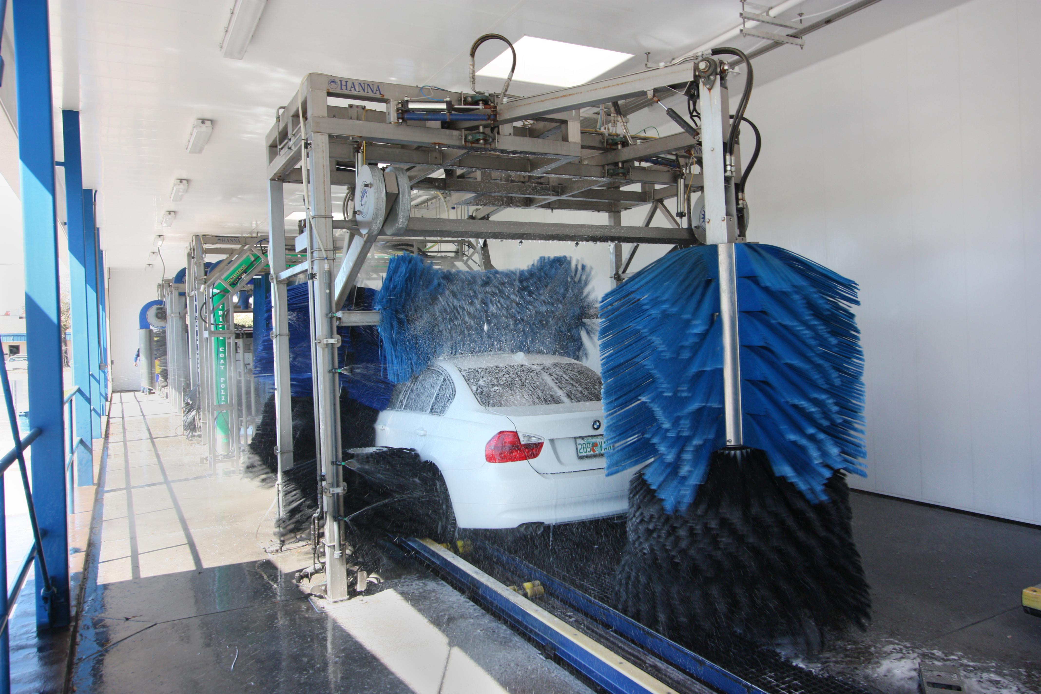 Coleman Hanna Car Wash Equipment