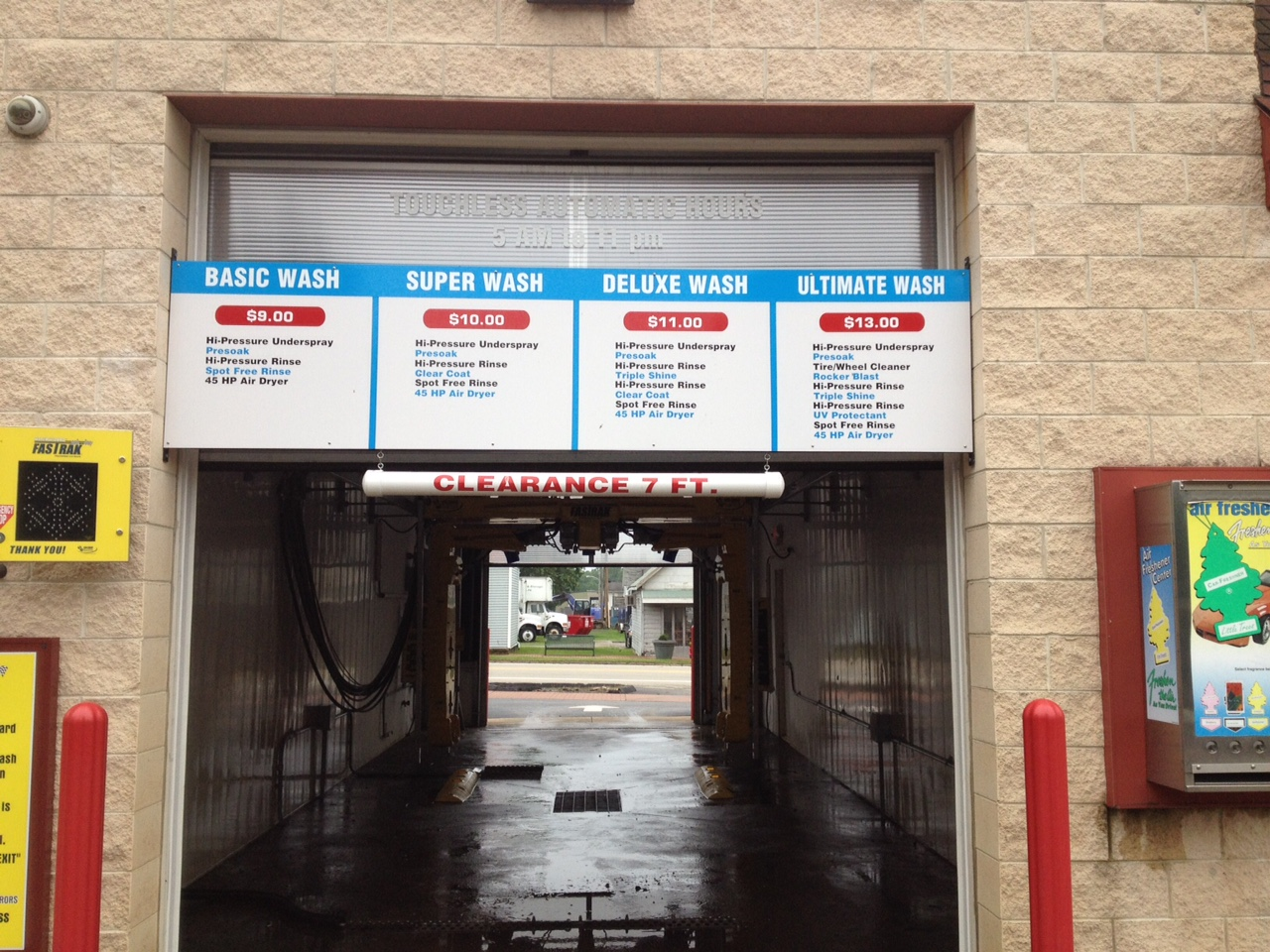 Self Service Car Wash Hagerstown Md