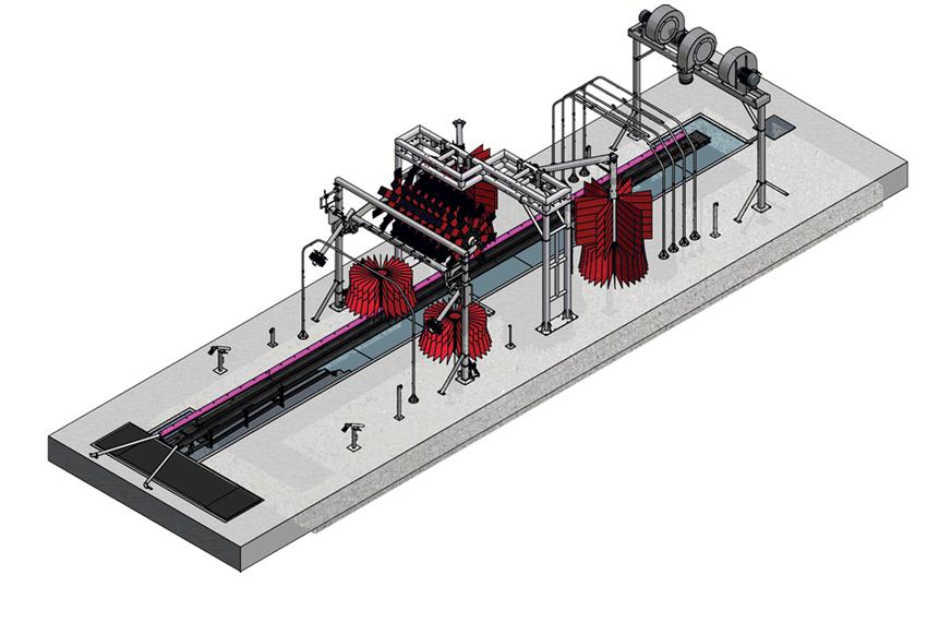 Tunnel Conveyor Systems