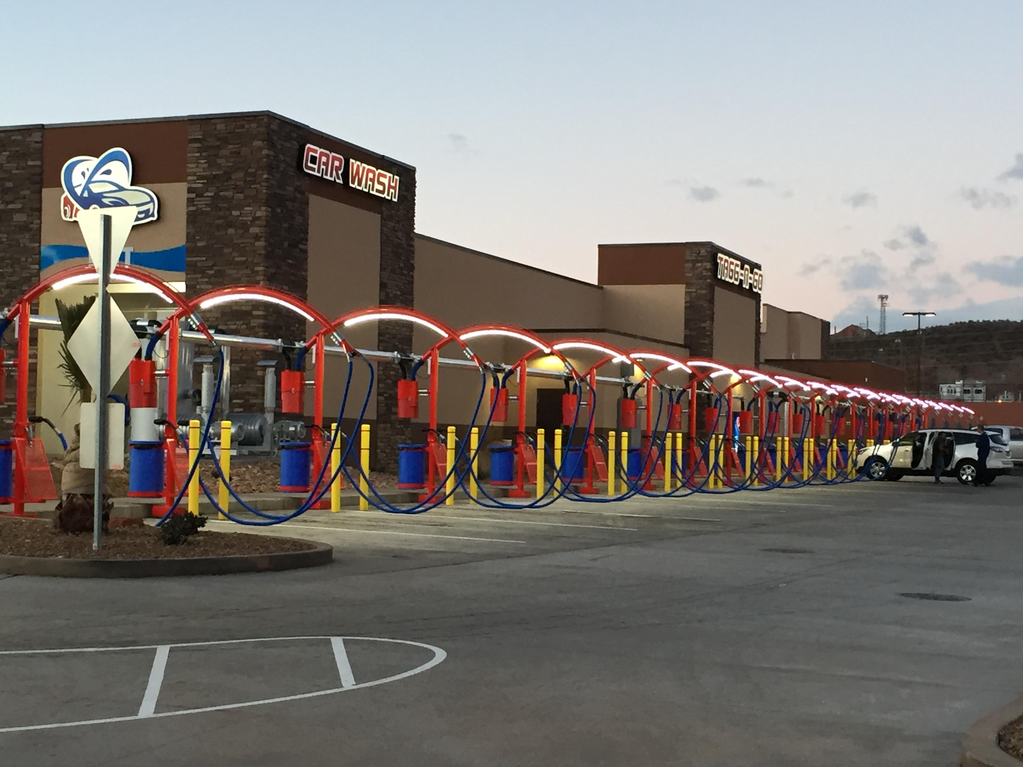N Go Car Wash Locations