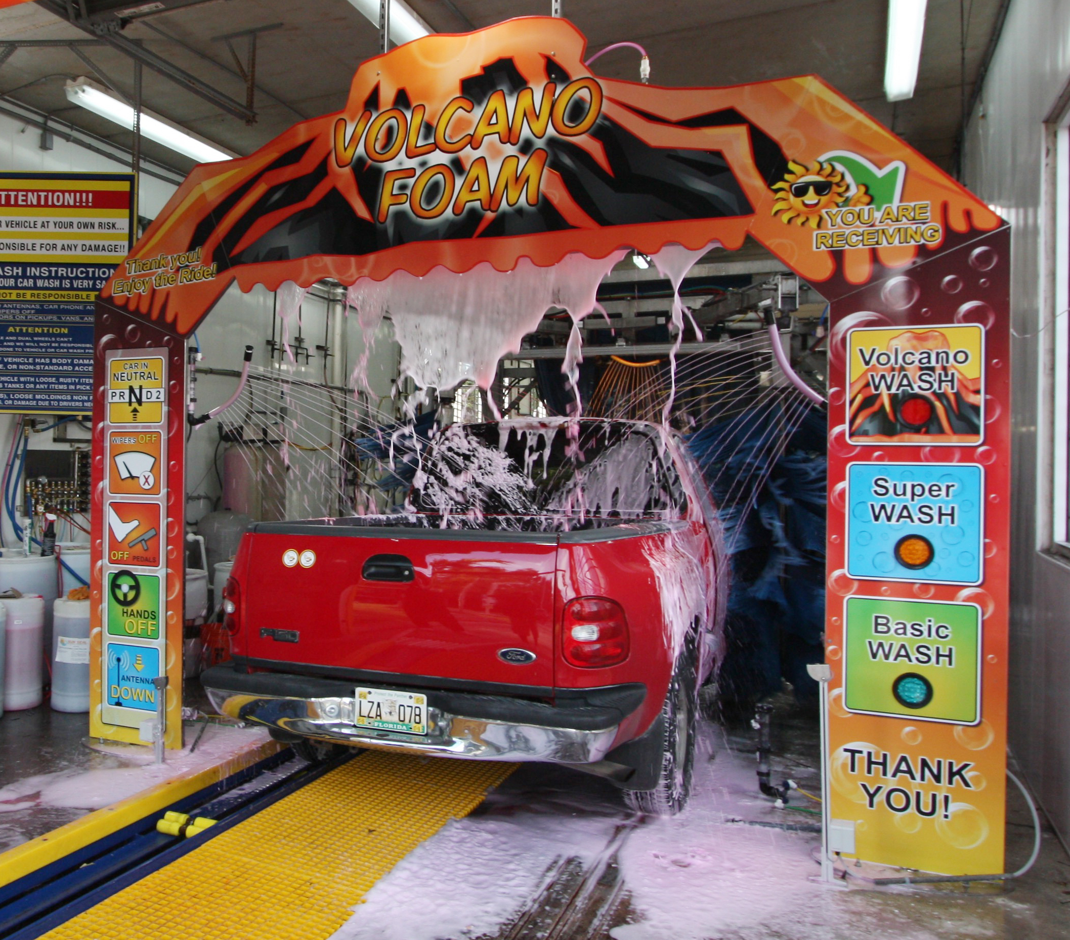 Advantages Of Credit Card >> Tunnels – Coleman Hanna Carwash Systems