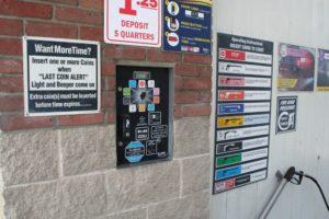 Bay Marketing Meter