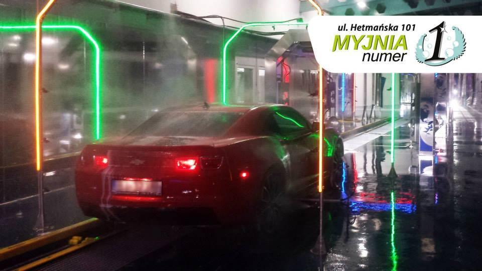 Tunnel Car Wash Sales Volume