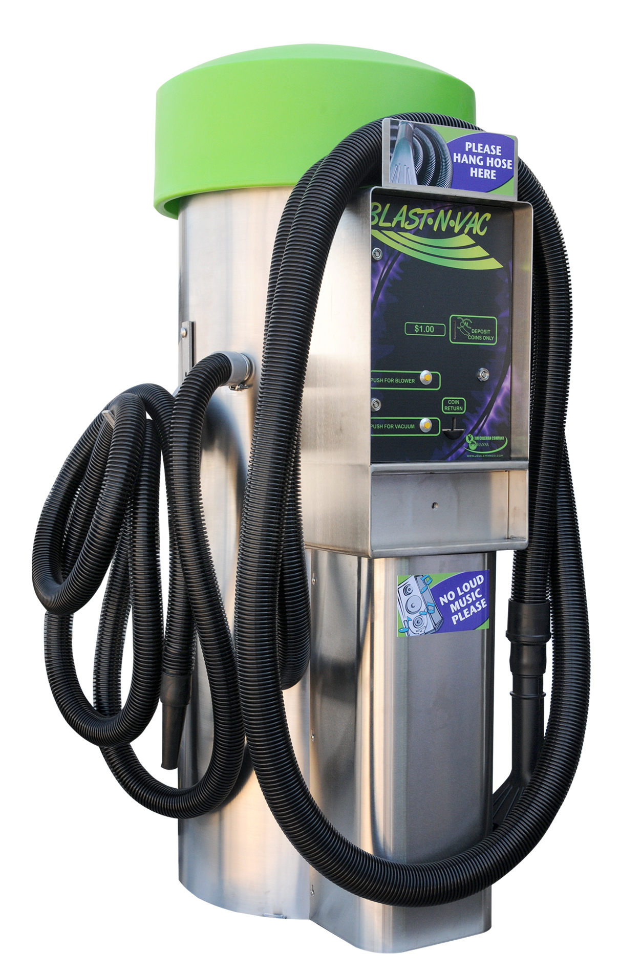 Vacuums Coleman Hanna Carwash Systems Wiring Diagram As Well Central Vacuum On Industrial A High Velocity Air Blower System Combined With Powerful