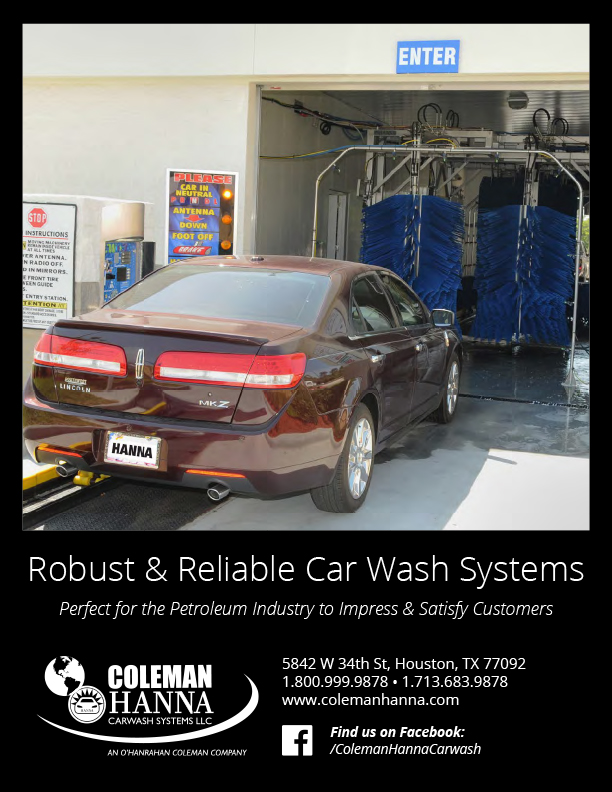 petroleum industry car wash solutions