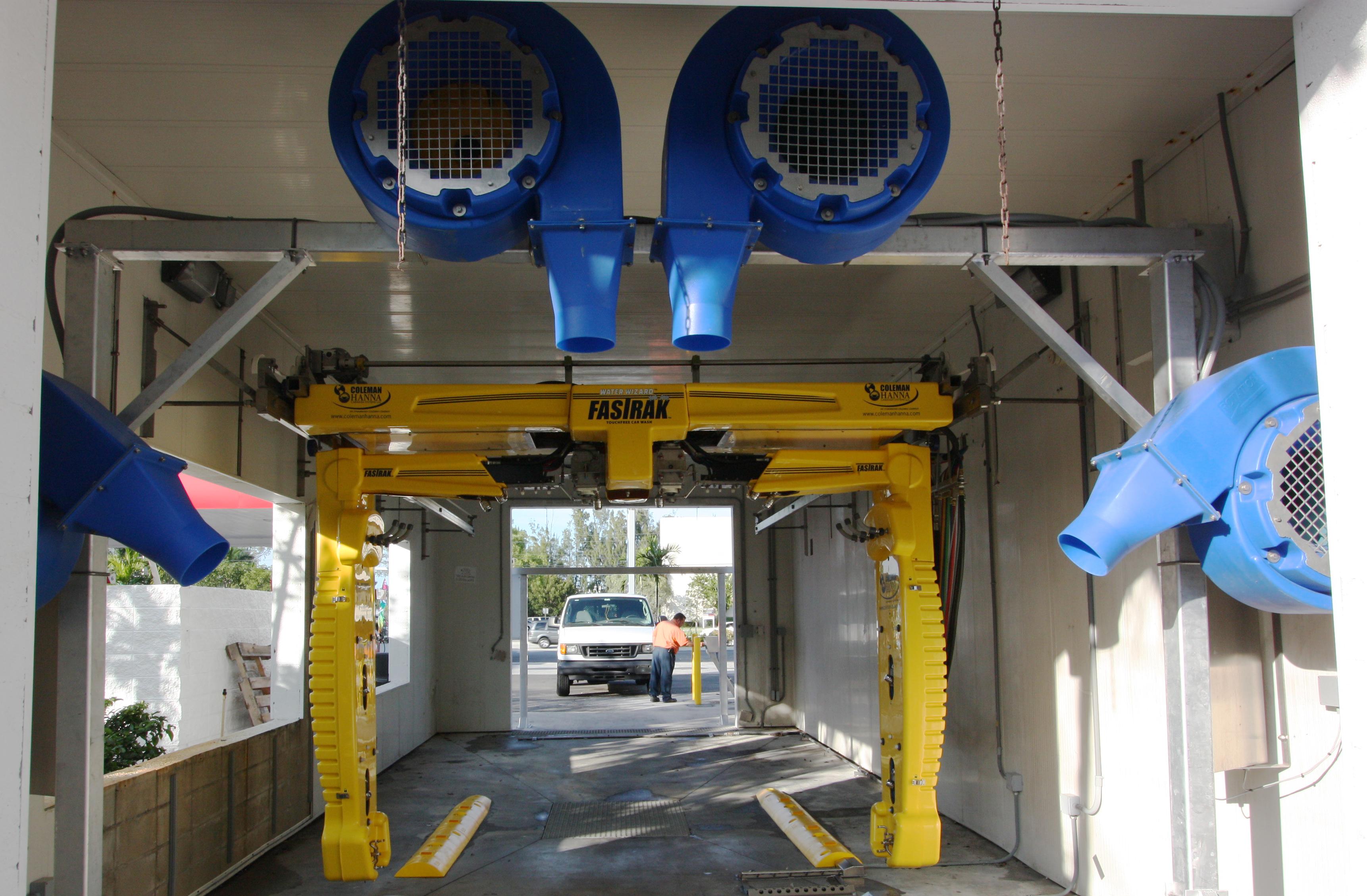 Car Wash Support Equipment