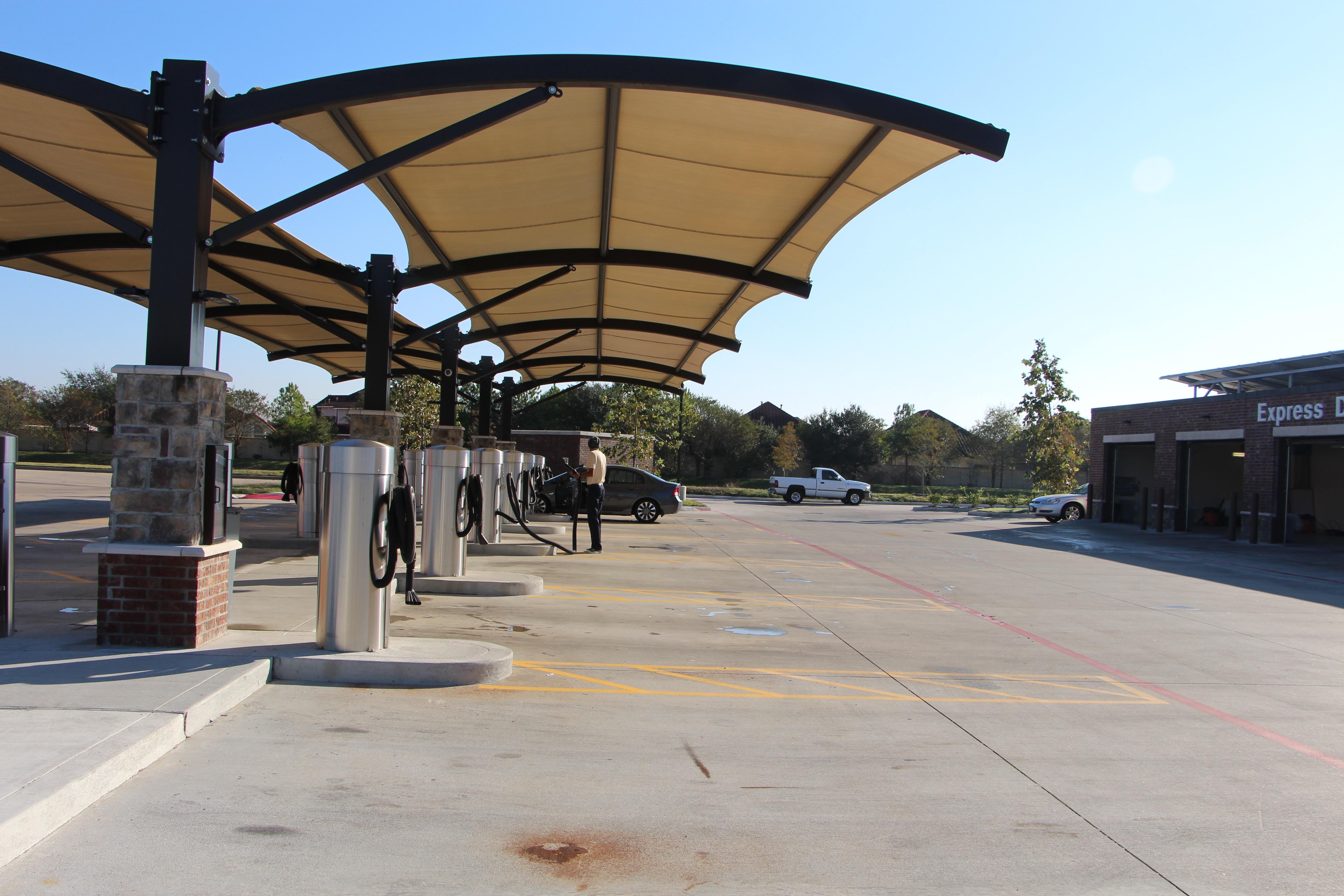 Tagg N Go Car Wash & Car Wash Locations Photos - Coleman Hanna Carwash Systems