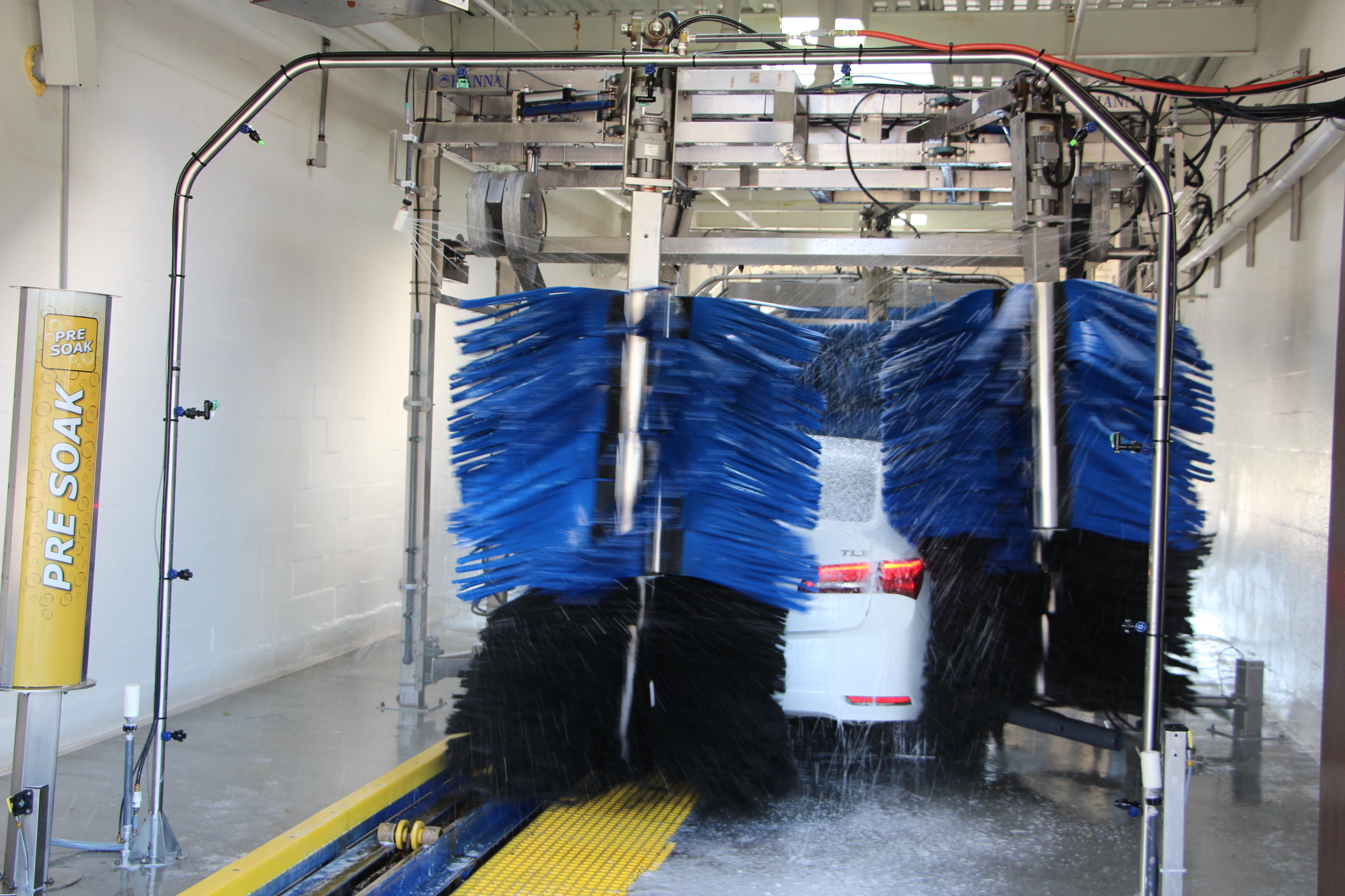 Lexus Dealers In Pa >> Car Wash Locations Photos – Coleman Hanna Carwash Systems