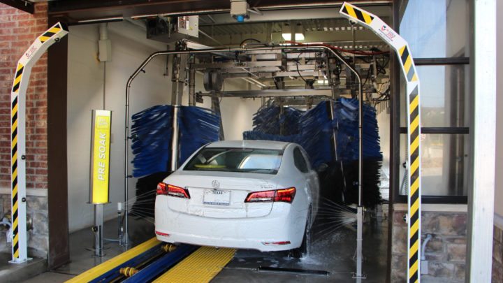 Tunnel Car Wash Systems Cost