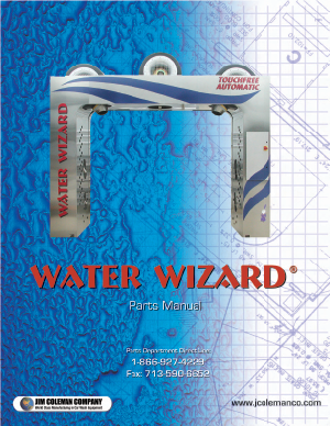 Water Wizard Parts