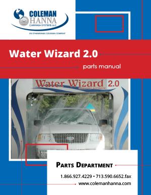 Water Wizard 2 Parts