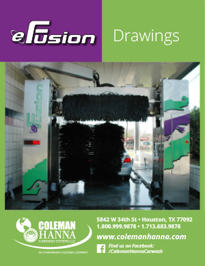 eFusion Technical Drawings
