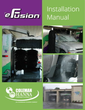 eFusion Installation
