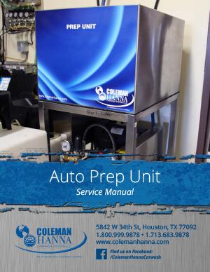 Auto Prep Unit