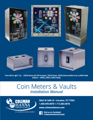 Coin Meters & Vaults