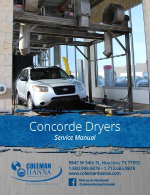 Concorde Dryers