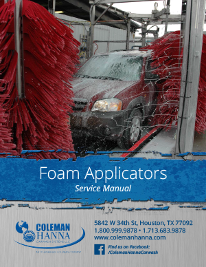 Foam Applicators