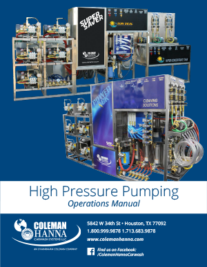 High Pressure Pumping Operations