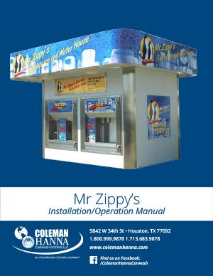 Mr Zippys