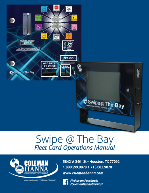 Swipe at the bay - Fleet