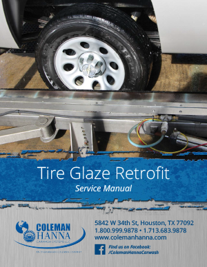 Tire Glaze Retrofit