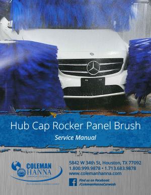 Hub Cap Rocker Panel