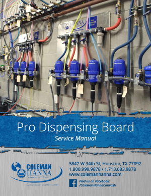 Pro Dispensing Board