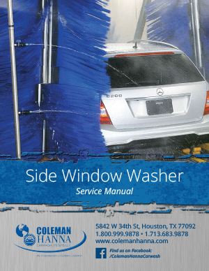 Side Window Washer