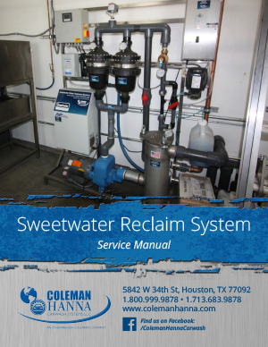 Reclaim - Sweetwater Manual