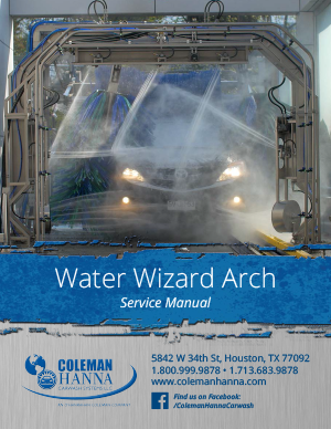 Water Wizard Arch