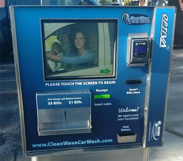 Optiva Virtual Attendant Entry System